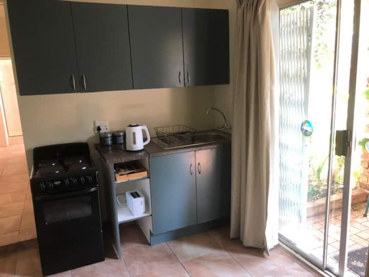 Fully furnished Cottage separate underroof parking