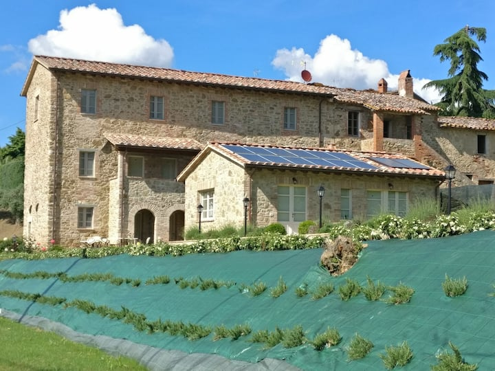 Villa il Poderone IL CASALE
