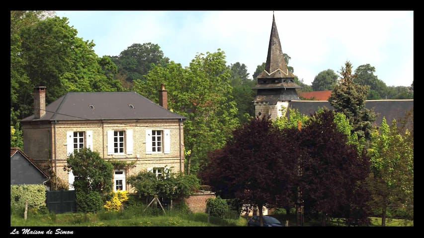 Gîte La Maison de Simon - Huchenneville - Rumah