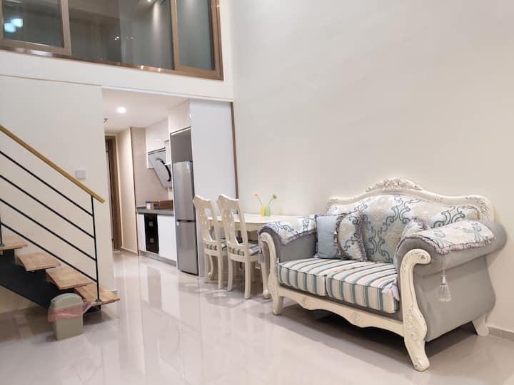 珠江美寓家庭套房