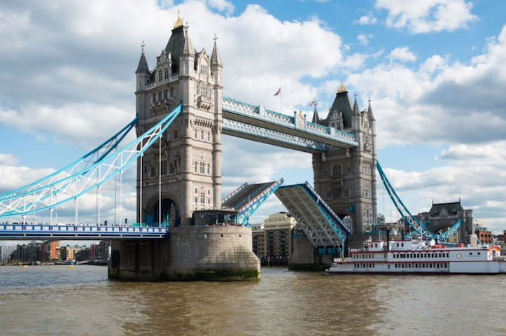 Tower Bridge Room 3 - Central London (Zone 1)