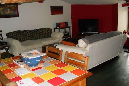 Chambre meublée  , une personne - Mornant - Таунхаус