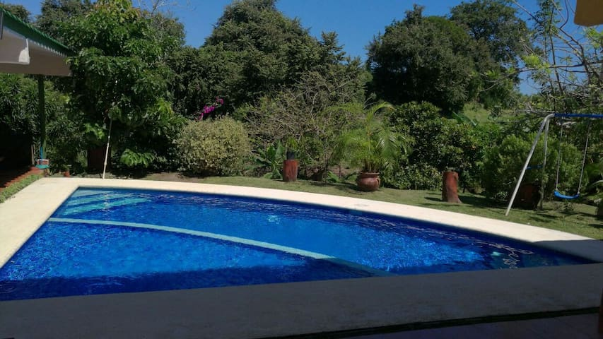 Exclusividad y privacidad en Costa Esmeralda - Panamá - Dům