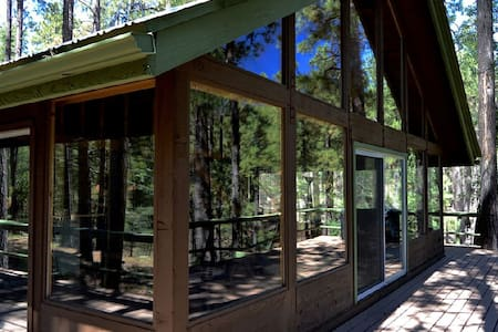 Amazing mountain Views at 6500 ft - Prescott - Cabin