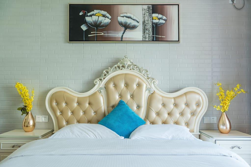 干净舒适的卧室