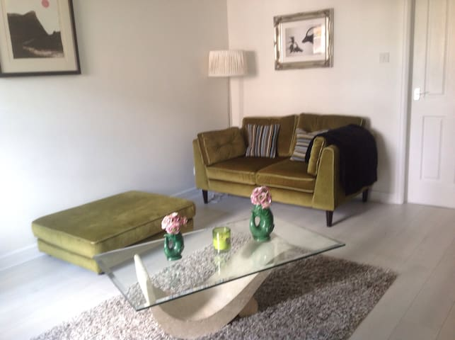 Stylish, convenient, end of link 2 bedroom house - Cardiff - Casa
