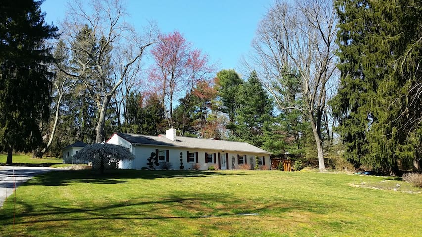 Spacious Ranch for comfort and relaxation - Hockessin - Casa