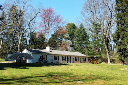 Spacious Ranch for comfort and relaxation - Hockessin - Talo