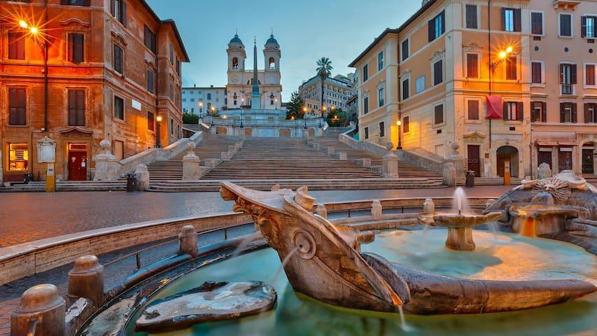Navona's Top Choice A/C WiFi - Roma - Apartment