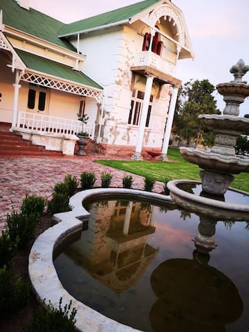 Fountain Villa, the beautiful Victorian Guesthouse