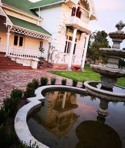 Fountain Villa, the beautiful Victorian Guesthouse