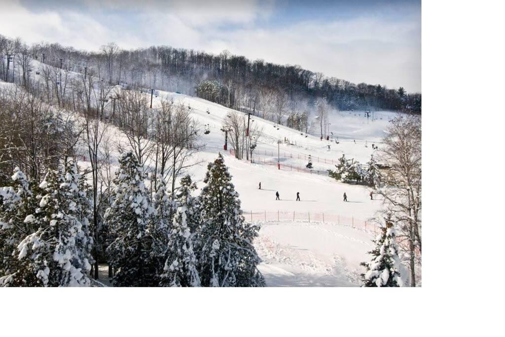 Horseshoe ski resort