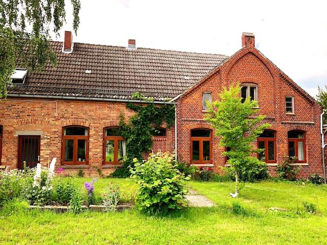 Alte Schule Barendorf