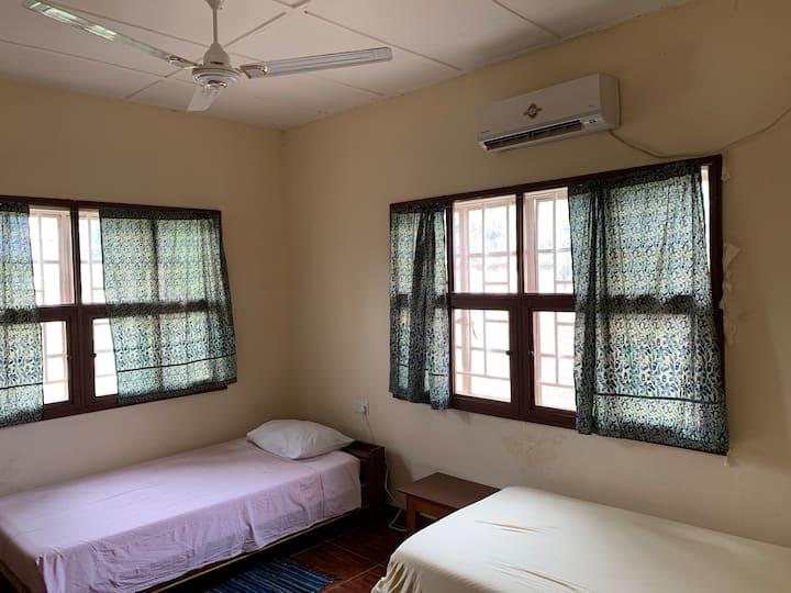 Spacious Retreat Centre--Room 6