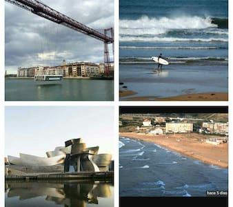 Vivienda compartida cerca de Bilbao - Gallarta - Huoneisto