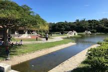 ゆいの池 nearby  park