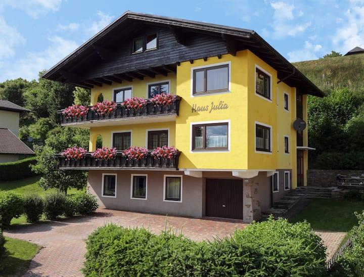 Ferienhaus Julia  für 12 Personen mit LungauCard