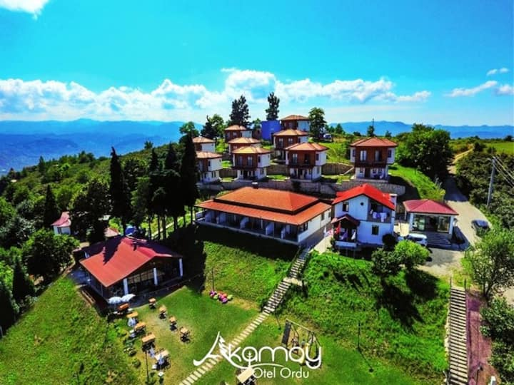 Akamoy Hotel Boztepe (Villas)
