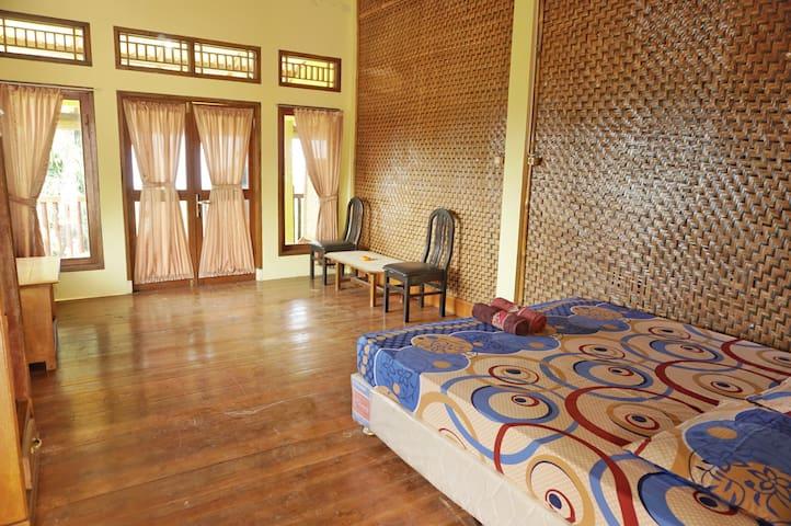 Cimaja Hostel - Double Room with Sea View