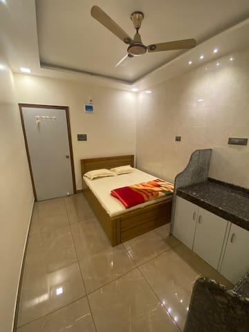 Bedroom No. 3 with En-suite Washroom No. 3.