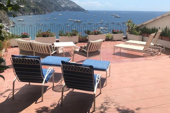 Villino Sarno - Amazing sea view terrace Positano