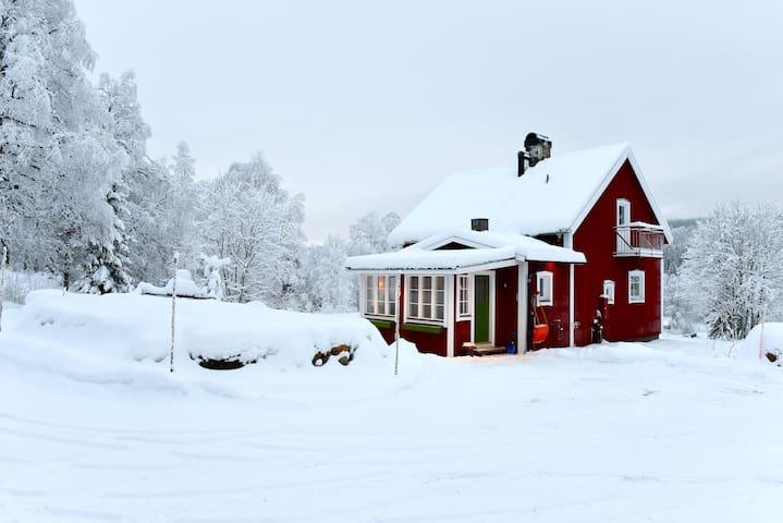 Eget Hus I Sälen