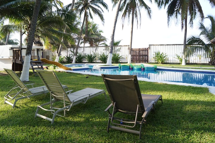 Beautiful Villas FRENTE al MAR - Playa Azul
