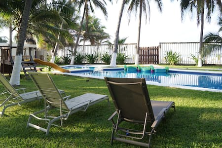 Beautiful Villas FRENTE al MAR - Playa Azul - Villa
