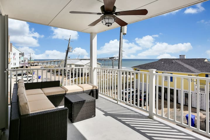 Blue Wave Condo***newly remodel***Ocean view***