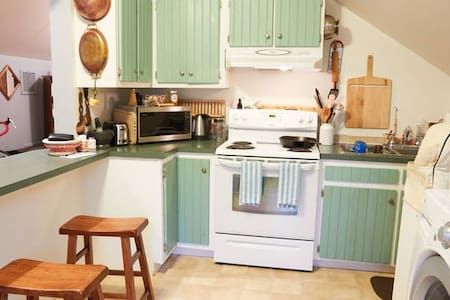 Cozy apartment in the heart of Middlebury - Middlebury - Appartement