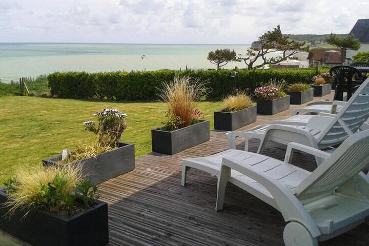 4 star holiday home in Quiberville-sur-Mer