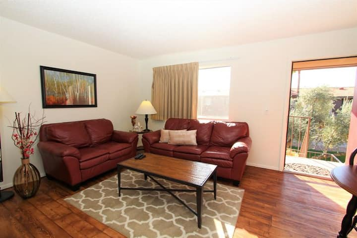 224 -Full Apartment to feel at home with the perks of a resort! Free Wifi & more