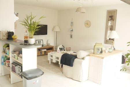 T2 cosy, tout confort, piscine et parking! - Coulounieix-Chamiers - Appartement