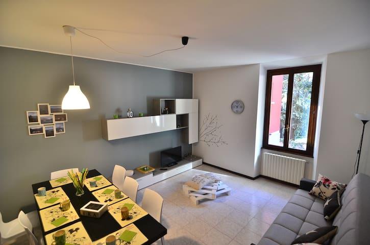 Villa Olmo apartment