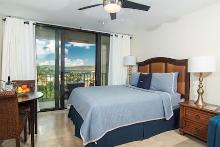 $109 Studio W/Balcony- Sapphire Village -Free WiFi