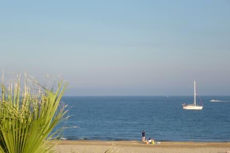 T2 63m² Palavas, les Roquilles, face à la mer - Palavas-les-Flots