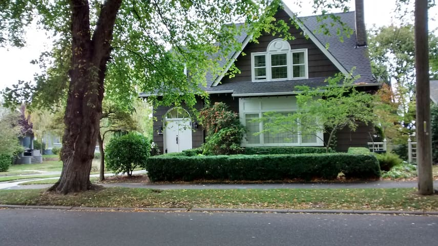 Charming Queen Anne home.