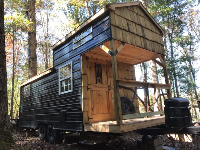 Tiny Home on Wheels on Rather Hill
