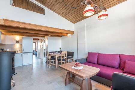 Haus Sonas - Apt with Bedroom & Loft sleeping area - Zell am See - Apartment - 2