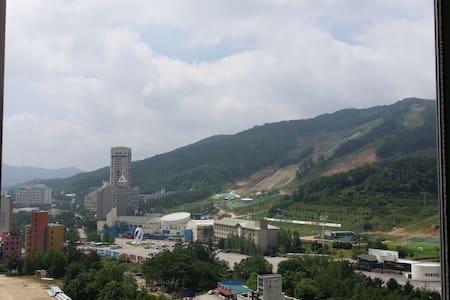 휘닉스 파크 인근 아파트 - Bongpyeong-myeon, Pyeongchang-gun