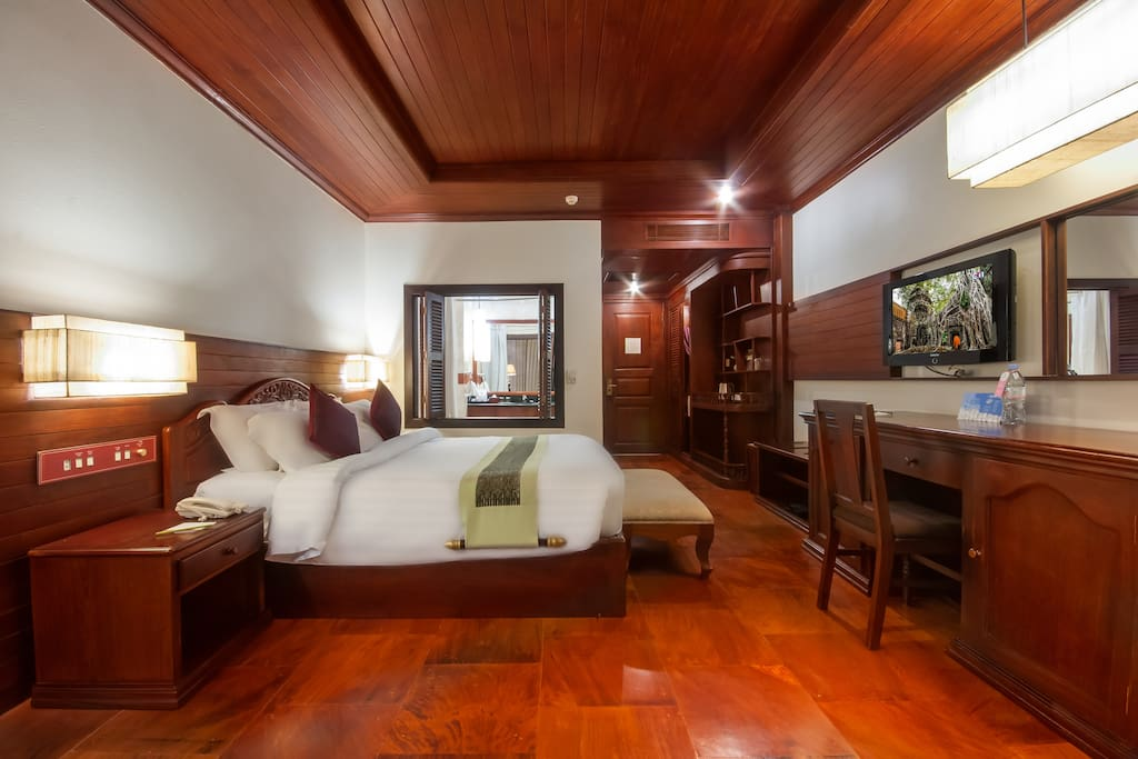 Borei Angkor Superior Room