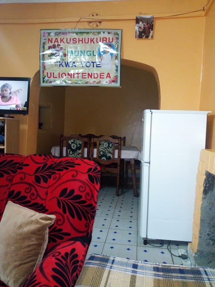 Naivasha House Kwa mungai