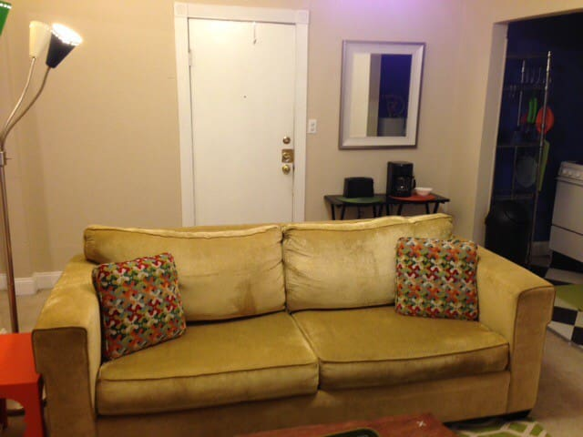 Furnished monthly stay in downtown 8