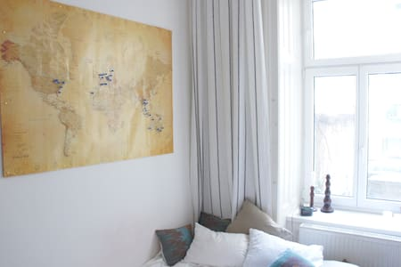 comfy room in central apartment - Vienne - Appartement