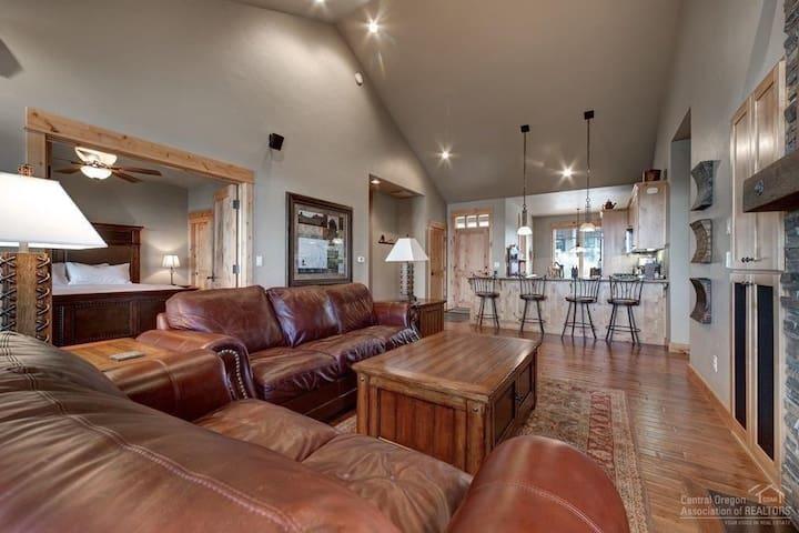 Brasada Ranch Luxury Cabin