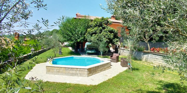 Istrian terraces