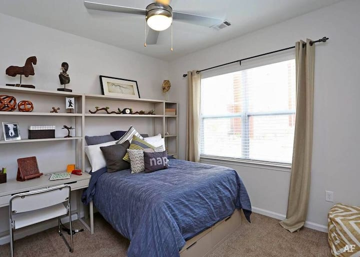 Cheap luxurious furnished private room