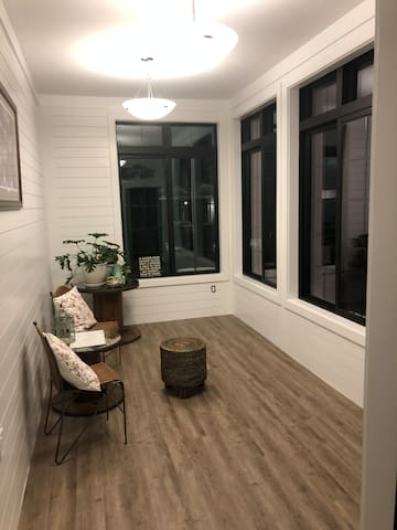 Sunroom Oasis