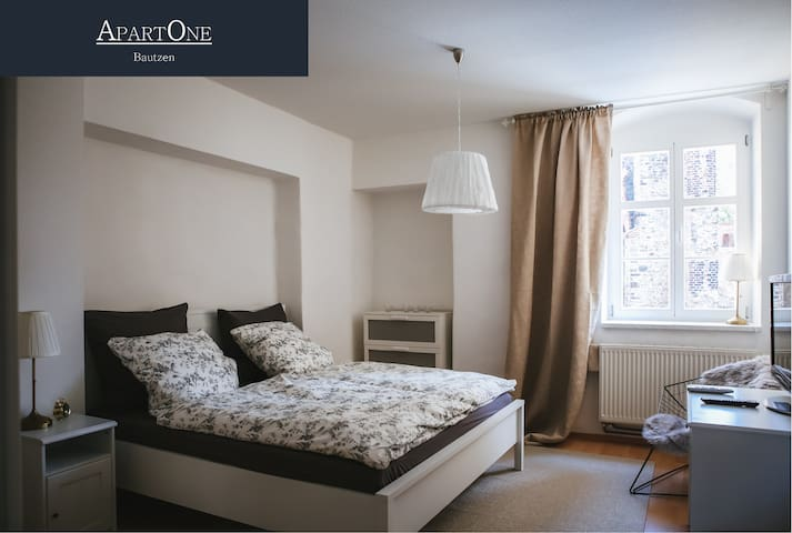 ApartOne Bautzen - Apartment Victoria 2 Zimmer