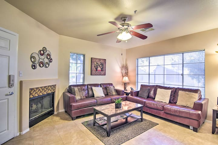 Scottsdale Getaway w/Shared Pool <10Mi to Old Town